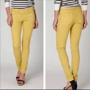 ANTRO PILCRO AND THE LETTERPRESS Mustard Jeans